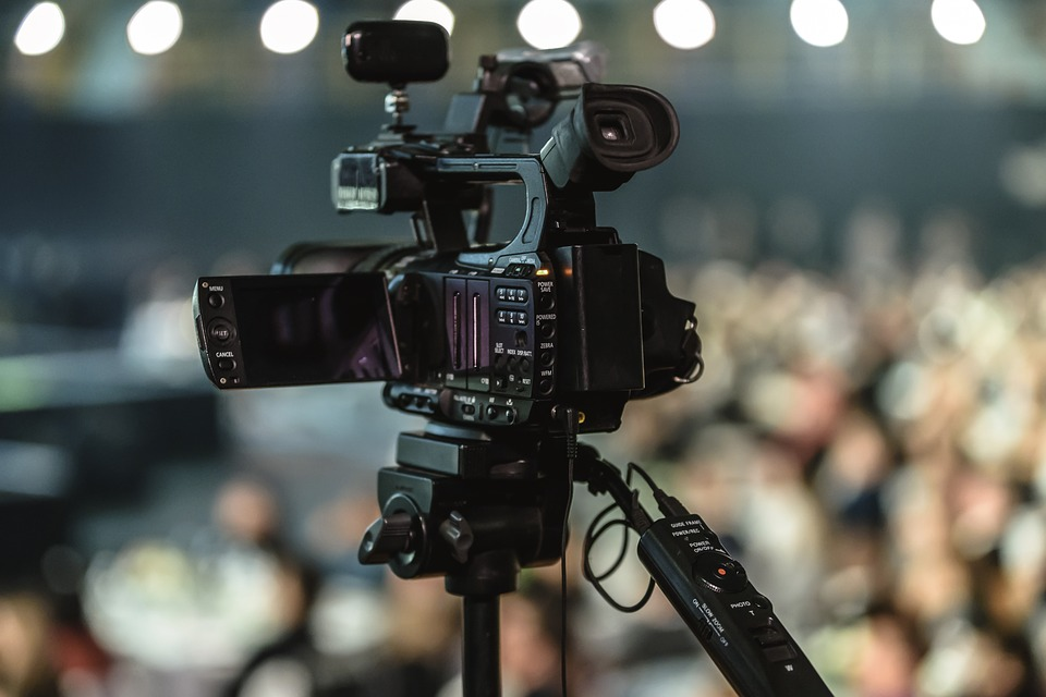 Video production for training purposes
